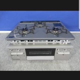 リンナイ(Rinnai)のRinnai お値下げ ビルトイン ガスコンロ 都市ガス(調理機器)
