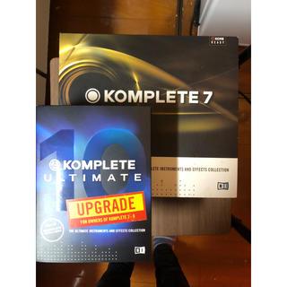 △最終値下げ△komplete10 ultimate セット(ソフトウェアプラグイン)