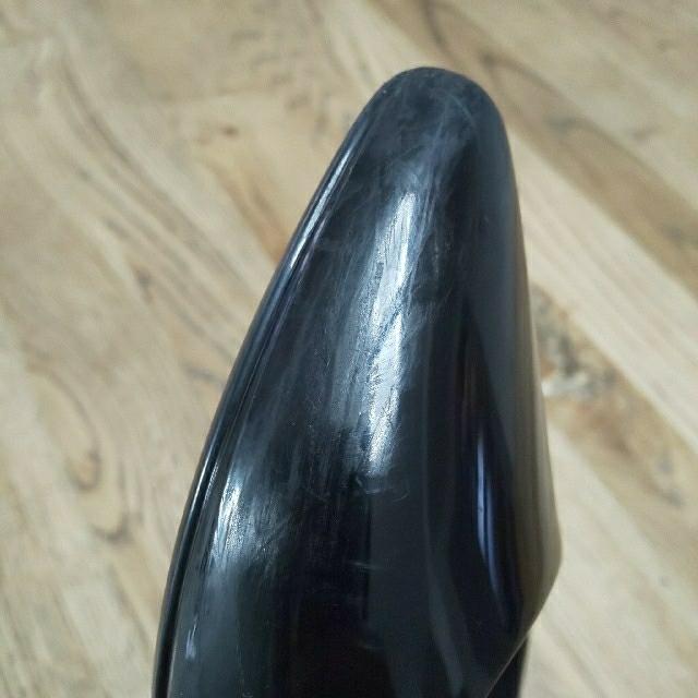 Rope' Picnic(ロペピクニック)のロペピクニック  レインパンプス 黒 36 レディースの靴/シューズ(ハイヒール/パンプス)の商品写真