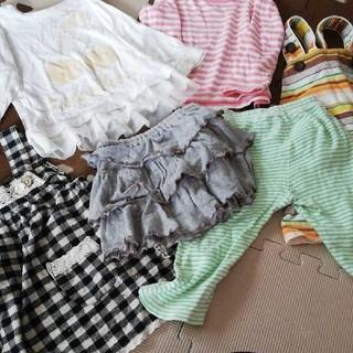 ギャップ(GAP)の女の子 ベビー服(ロンパース)