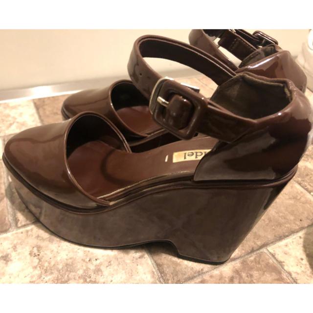 snidel(スナイデル)のスナイデル レディースの靴/シューズ(サンダル)の商品写真