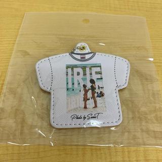 アイリーライフ(IRIE LIFE)の◆新品未使用◆irie life Tシャツキーホルダー ビーチ(キーホルダー)