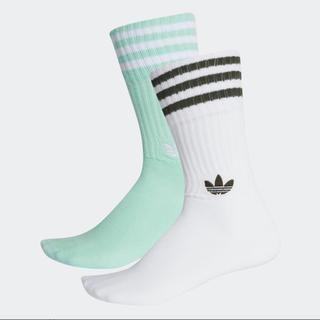 アディダス(adidas)のadidas アディダス ソックス 靴下 トレフォイル  (ソックス)