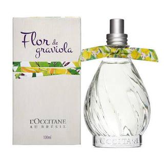 ロクシタン(L'OCCITANE)のロクシタン フルールグラヴィオラ オードトワレ (香水(女性用))
