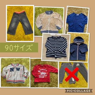 エイチアンドエム(H&M)の90サイズ まとめ売り 男の子服(その他)