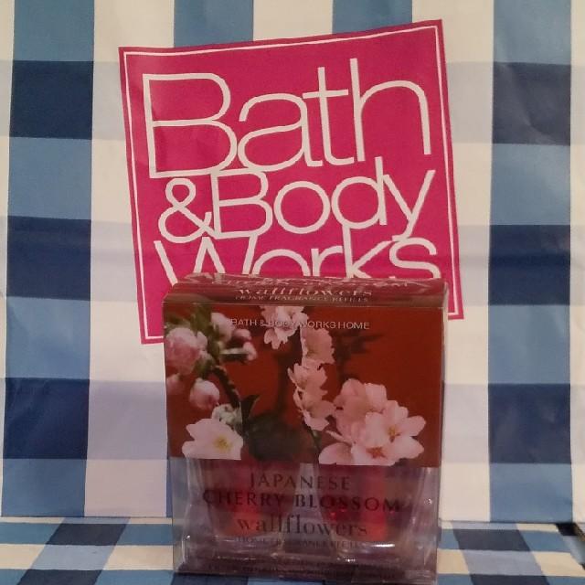 Bath & Body Works(バスアンドボディーワークス)のバスアンドボディワークス ウォールフラワーリフィル コスメ/美容のリラクゼーション(アロマオイル)の商品写真