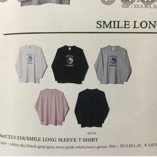 ルース(LUZ)のLUZeSOMBRA スマイル smile コットンロング シャツ/S(ウェア)