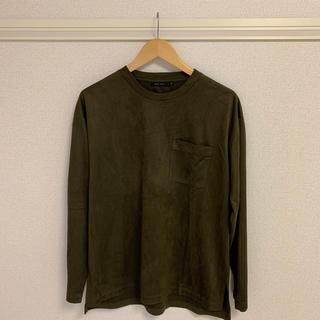ニコアンド(niko and...)のニコアンド ロングTシャツ(Tシャツ/カットソー(七分/長袖))