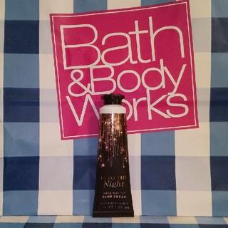 バスアンドボディーワークス(Bath & Body Works)のバスアンドボディワークス イントゥザナイト シアバターハンドクリーム(ハンドクリーム)