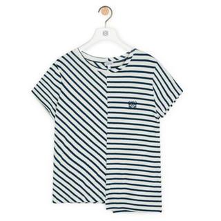 ロエベ(LOEWE)の《送料込》新品☆ロエベ アシンメトリーTシャツ(Tシャツ(半袖/袖なし))