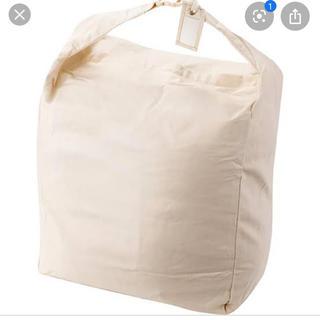 ムジルシリョウヒン(MUJI (無印良品))の無印 収納袋 薄掛ふとん用 落ちワタ入り(布団)
