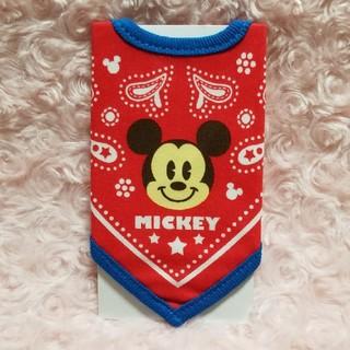 ミッキーマウス(ミッキーマウス)のディズニーリゾート ミッキー スタイ(ベビースタイ/よだれかけ)