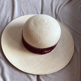 エルメス(Hermes)のエルメス帽子ハット トリニダード57 未使用品(ハット)
