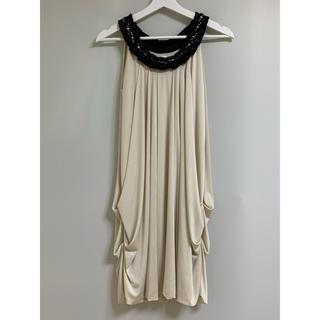 アクシーズファム(axes femme)のカジュアル ドレス Mサイズ(ミディアムドレス)