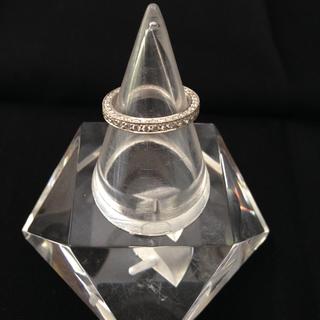 プラチナ ダイヤモンドフルエタニティリング(リング(指輪))