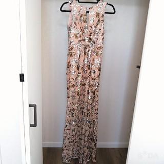 BCBGMAXAZRIA - ロングドレス