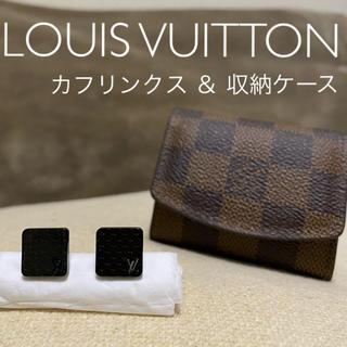 ルイヴィトン(LOUIS VUITTON)のLOUIS VUITTON ブトンドゥマンシェット・シャンゼリゼ M65044 (カフリンクス)