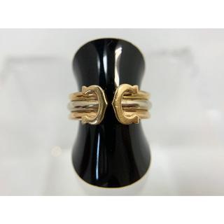 カルティエ(Cartier)のカルティエ 2C スリーカラーリング K18WGPG/YG 6号(リング(指輪))