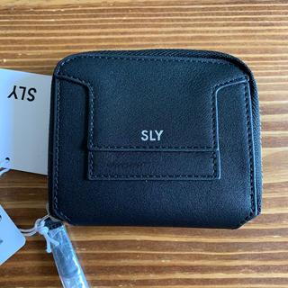 スライ(SLY)のSLY ノベルティ 財布(財布)