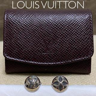 ルイヴィトン(LOUIS VUITTON)のLOUIS VUITTON ブトン ドゥ マンシェット カフス M30976(カフリンクス)