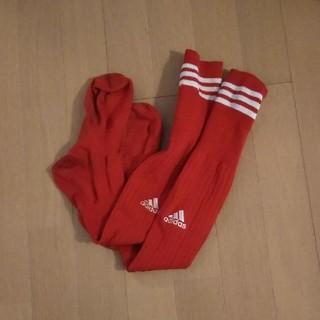 adidas - アディダス サッカー 靴下 ソックス