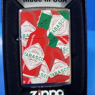 ジッポー(ZIPPO)の新品❤97D'ZIPPO#250 タバスコ❤PEPPERSAUCE❤送料無料(タバコグッズ)