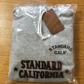 スタンダードカリフォルニア(STANDARD CALIFORNIA)のお値下げ!スタンダードカリフォルニアWeb限定 パーカー(パーカー)