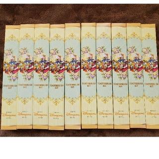Disney - ディズニーランドホテル 歯ブラシセット