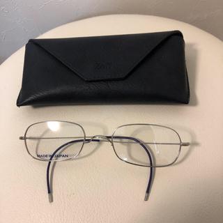 ゾフ(Zoff)のZoffメガネフレーム Made in Japan ZX63002-G-4(サングラス/メガネ)