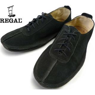 REGAL - REGAL リーガル スエードシューズ /モカシンシューズ24(24cm相当)