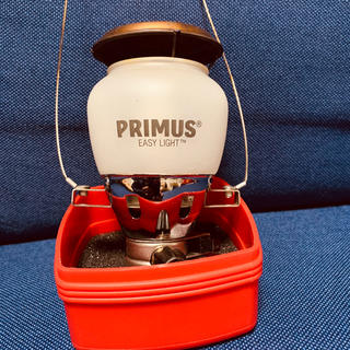 プリムス(PRIMUS)のPRIMUS イージーライト ガスランタン(ライト/ランタン)