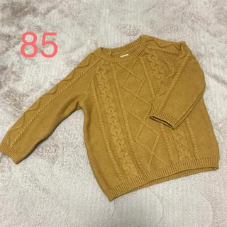 エイチアンドエム(H&M)のH&M * セーター 85(ニット/セーター)
