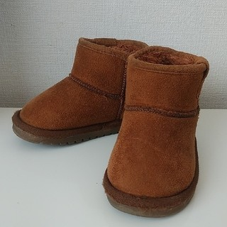 ブリーズ(BREEZE)のBREEZE ムートンブーツ13.0cm(ブーツ)