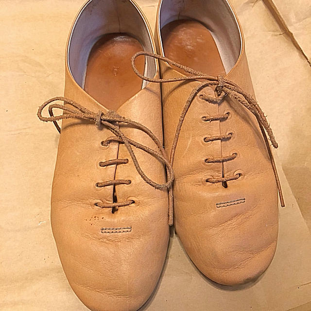 Hender Scheme(エンダースキーマ)のエンダースキーマ  henderscheme mip13 メンズの靴/シューズ(ドレス/ビジネス)の商品写真