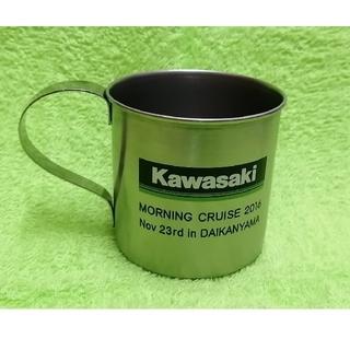 カワサキ(カワサキ)のカワサキ モーニングクルーズ2016参加記念ステンレスカップ(その他)