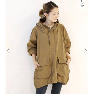 DEUXIEME CLASSE - Weather Smock Parka ☆ ドゥーズィエムクラス