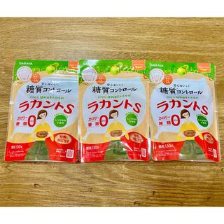 サラヤ(SARAYA)のサラヤ ラカントS顆粒<130g> ×3袋セット(調味料)