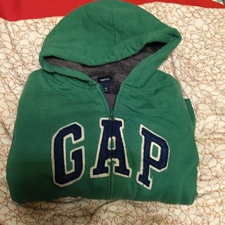 GAP Kids - GAP kids XL ボアパーカー