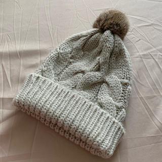 セシルマクビー(CECIL McBEE)のCECIL McBEE ニット帽(ニット帽/ビーニー)