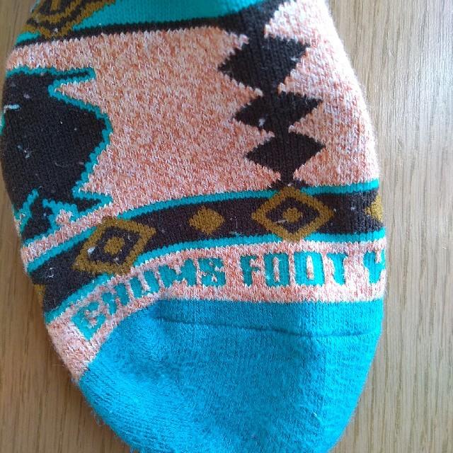 CHUMS(チャムス)のCHUMS 厚手靴下 レディースのレッグウェア(ソックス)の商品写真