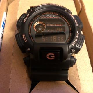 ジーショック(G-SHOCK)のG-SHOCK ブラック (腕時計(デジタル))