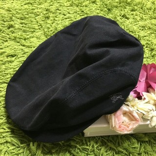 バーバリーブルーレーベル(BURBERRY BLUE LABEL)のおもち様専用(ハンチング/ベレー帽)
