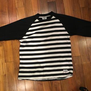 ステューシー(STUSSY)のStussy t-shirt(Tシャツ/カットソー(七分/長袖))