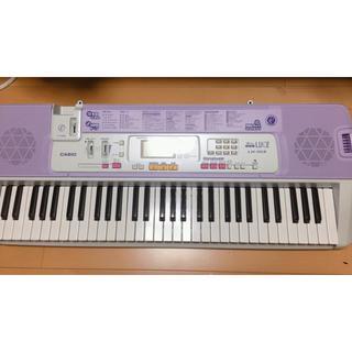 カシオ(CASIO)のCASIO 電子キーボード 光ナビゲーションLK-103 カシオ(電子ピアノ)