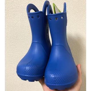 crocs - クロックス Handle It Rain Boot 14センチ