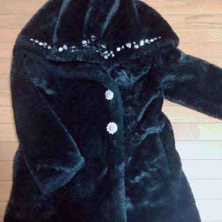 ダチュラ(DaTuRa)のDaTuRa ぬいぐるみコート(毛皮/ファーコート)