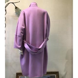 Marni - 新品 MARNIマルニ ロングコート 紅藤色 サイズ42