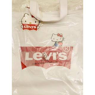 リーバイス(Levi's)のタグ付き リーバイス levi's ハローキティ トートバッグ(トートバッグ)