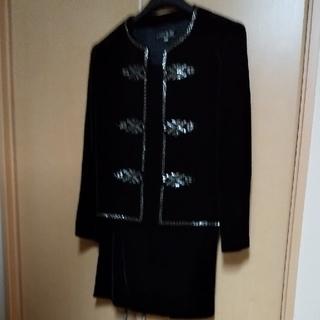 スーツ 黒(スーツ)