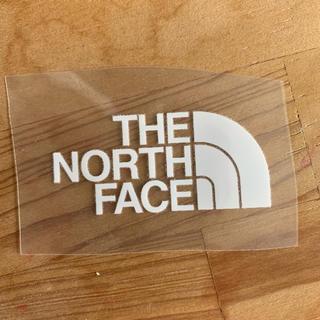 ザノースフェイス(THE NORTH FACE)のノースフェイス アイロンプリント 2枚(各種パーツ)